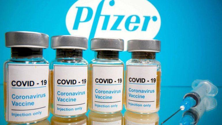 El Reino Unido aprobó el uso de la vacuna de Pfizer